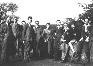 The very first HRC Walk 16 June 1929